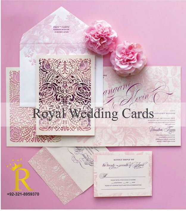 Wedding Cards Karachi
